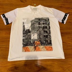Graphic Tee Seek Refuge M